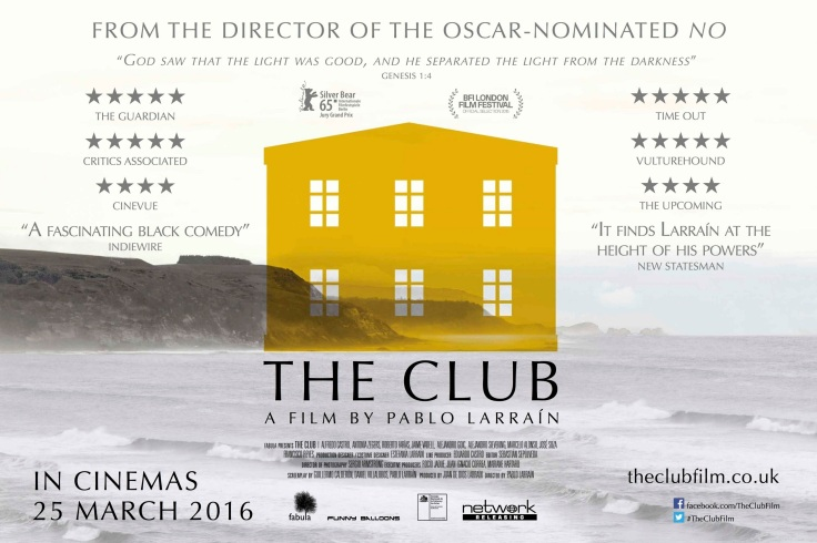 the-club-uk-quad-poster-pablo-larrain