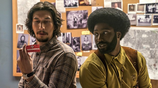 BlacKkKlansman di Spike Lee