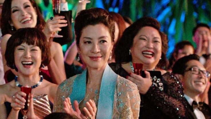 Michelle Yeoh (Crazy Rich Asians)