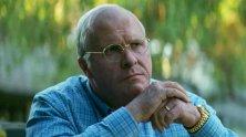 """Christian Bale (Vice): grazie alla sua ennesima trasformazione con il film Vice in cui interpreta Dick Cheney (il numero 2 della Casa Bianca durante l'amministrazione di George W. Bush)il """"camaleontico""""Christian Bale potrebbe conquistare la 4 candidatura della sua carriera dopo aver vinto l'Oscar nel 2010 come supporter per The Fighter"""