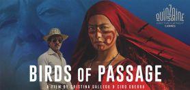 """Birds of Passage (Colombia): a sorpresa è entrato nella shortlist dei semifinalisti nonostante la sua """"assenza"""" dall'Award Season americana, in compenso si è distinto in numerosi festival internazionali. Per la Colombia si tratterebbe della sua 2a nomination agli Oscar, dopo averla ottenuta nel 2016 per El abrazo de la serpiente."""