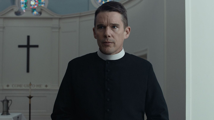 """First Reformed"" Film - 2017"