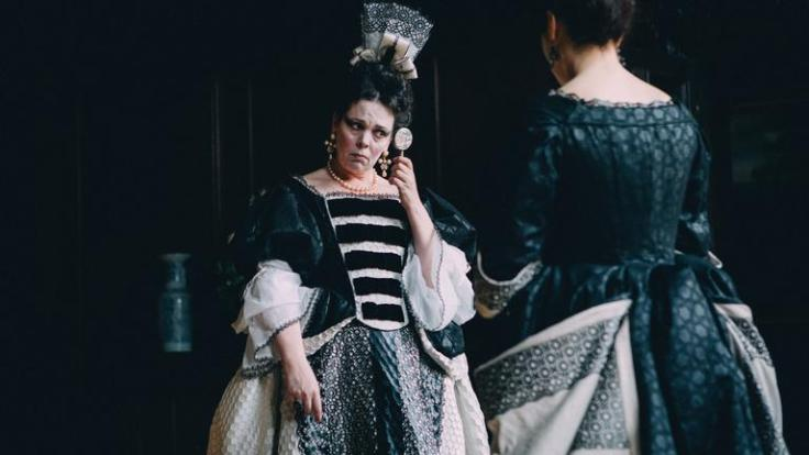 the favourite movie oscar 2019