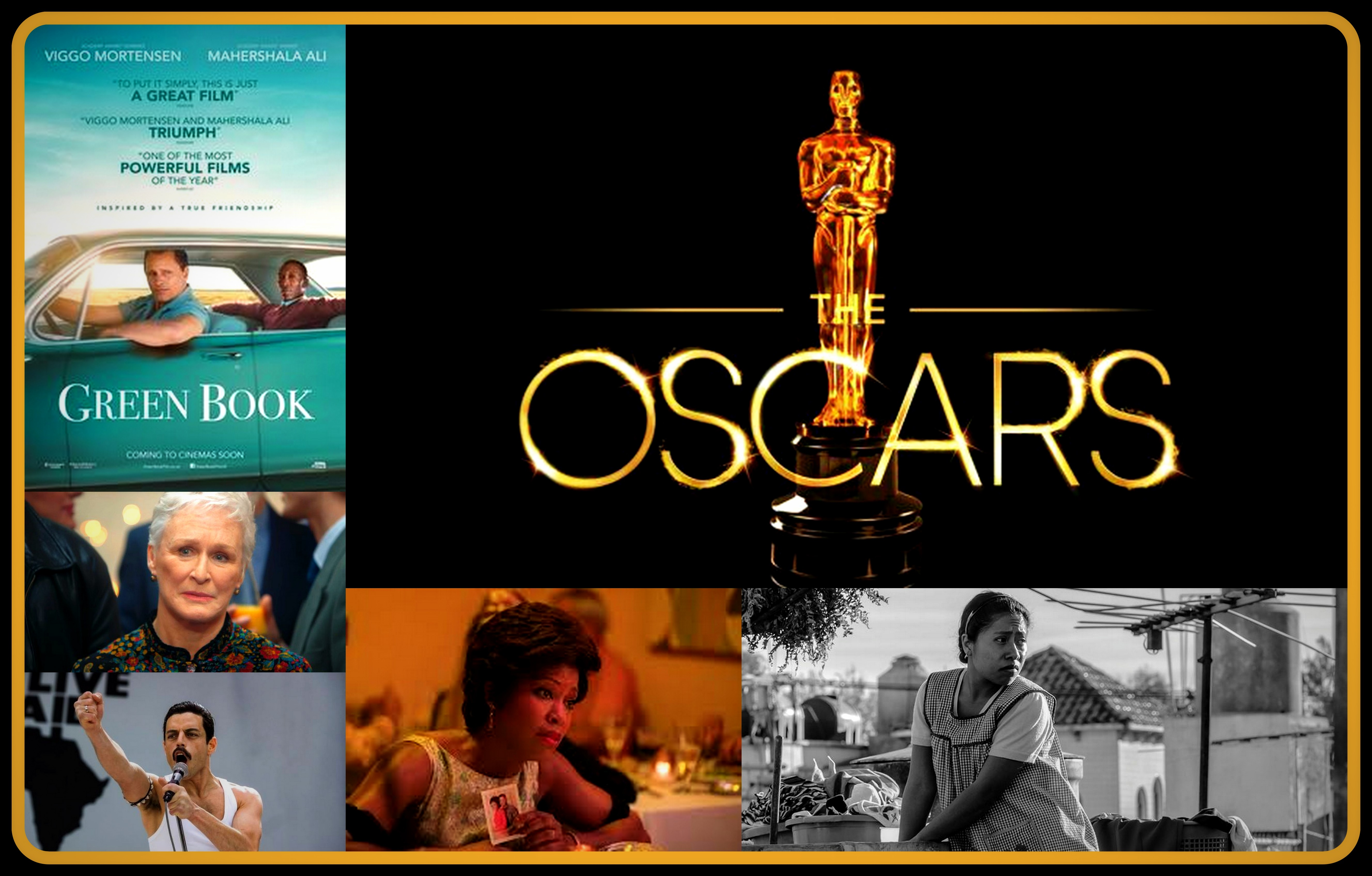 Final Oscar Predictions 2019