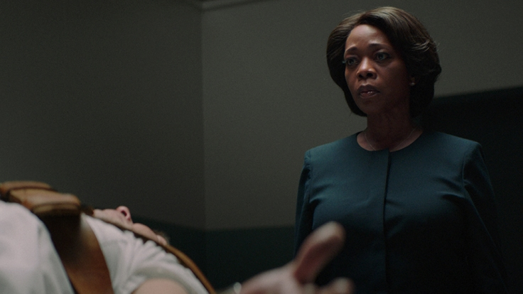 Clemency (Alfre Woodard)