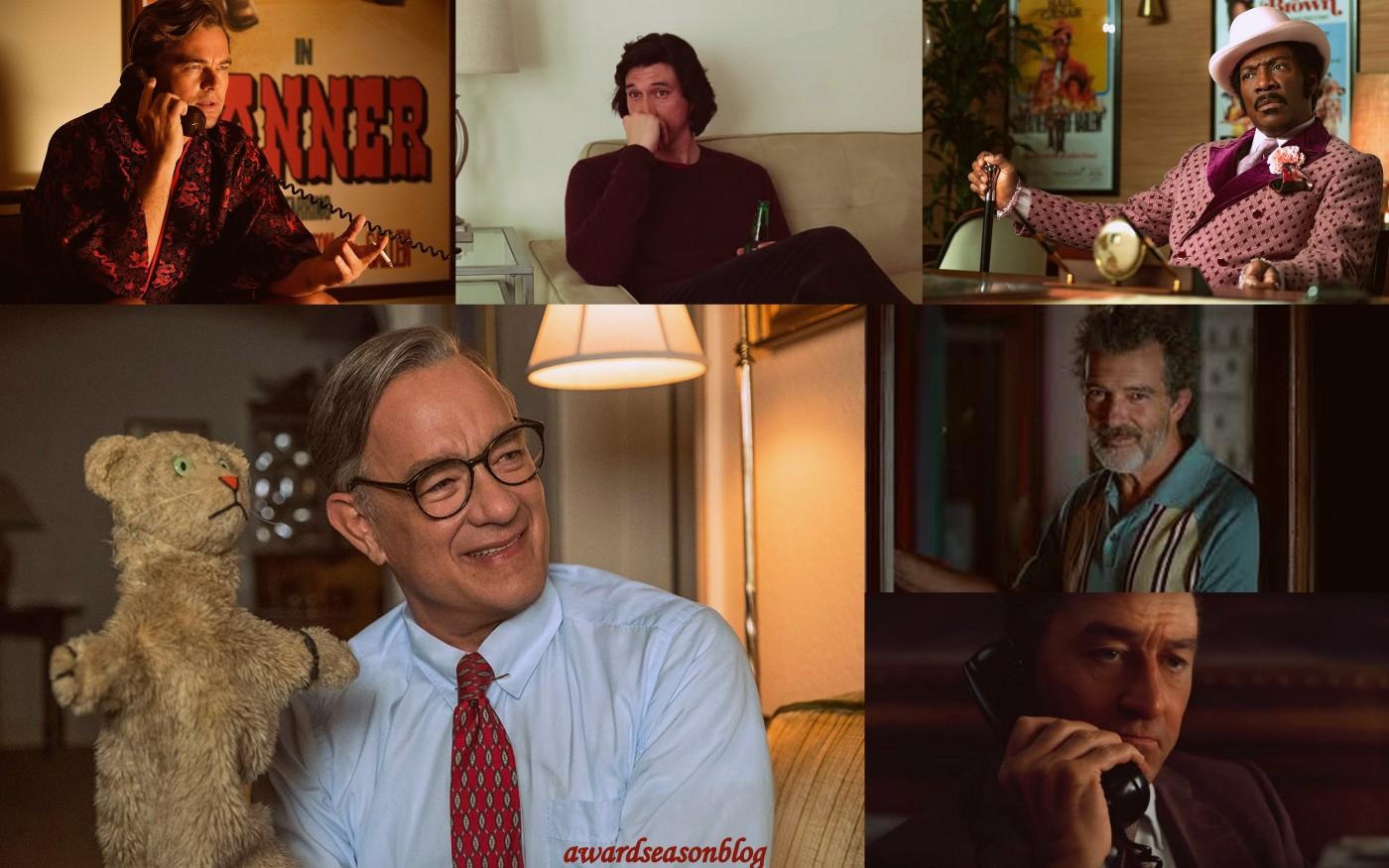 Quali sono gli attori favoriti per una nomination agli Oscar 2020?