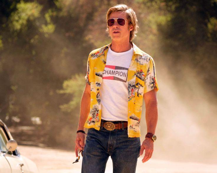 Brad Pitt Oscars 2020