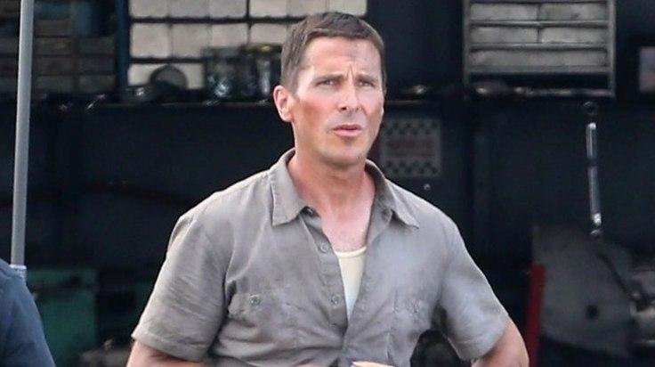 Christian Bale Oscars 2020