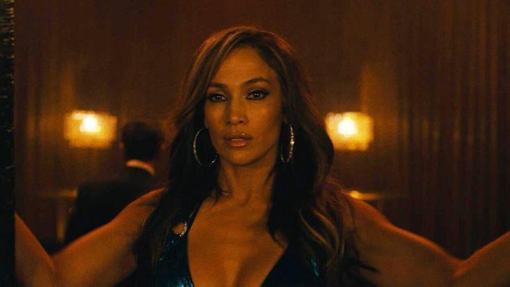 Jennifer Lopez Oscars 2020