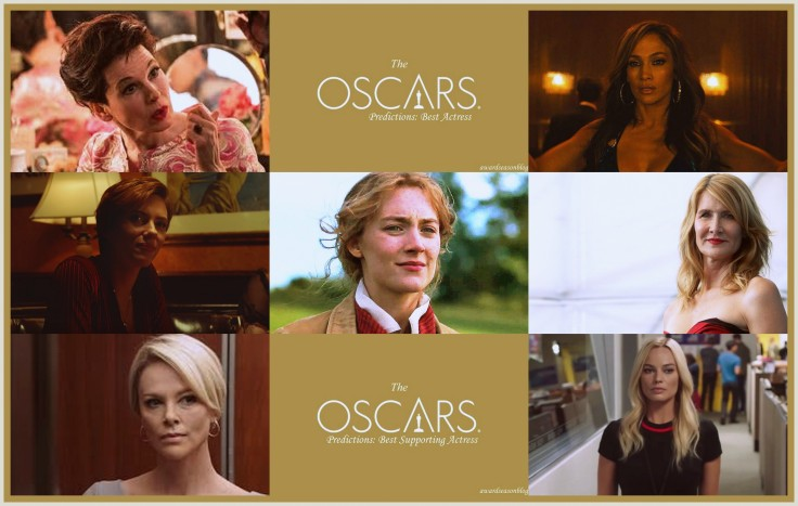 Best Actress Best Supporting Actress Oscars 2020 Predictions