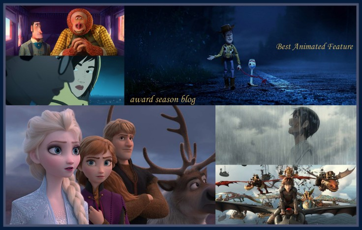 Best Animated Feature Oscars 2020