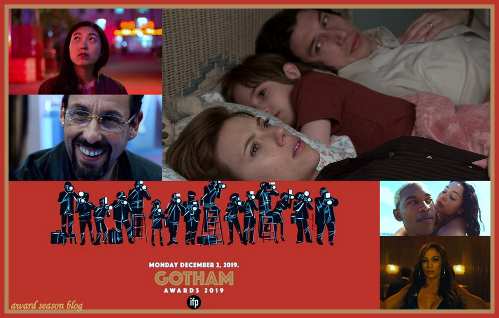 Image result for Gotham award Nominees best feature 2019