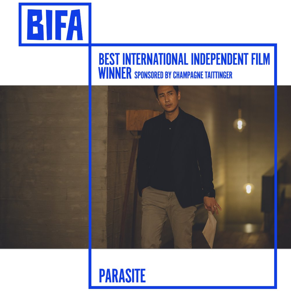 Parasite film