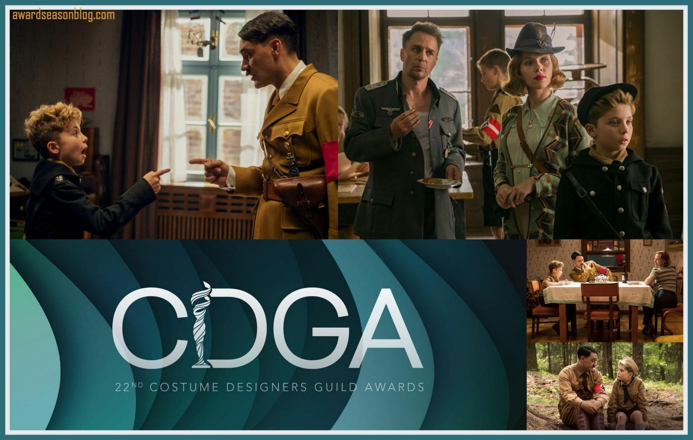 Ai Costume Designers Guild Awards vince Jojo Rabbit e punta agli Oscar per i migliori costumi