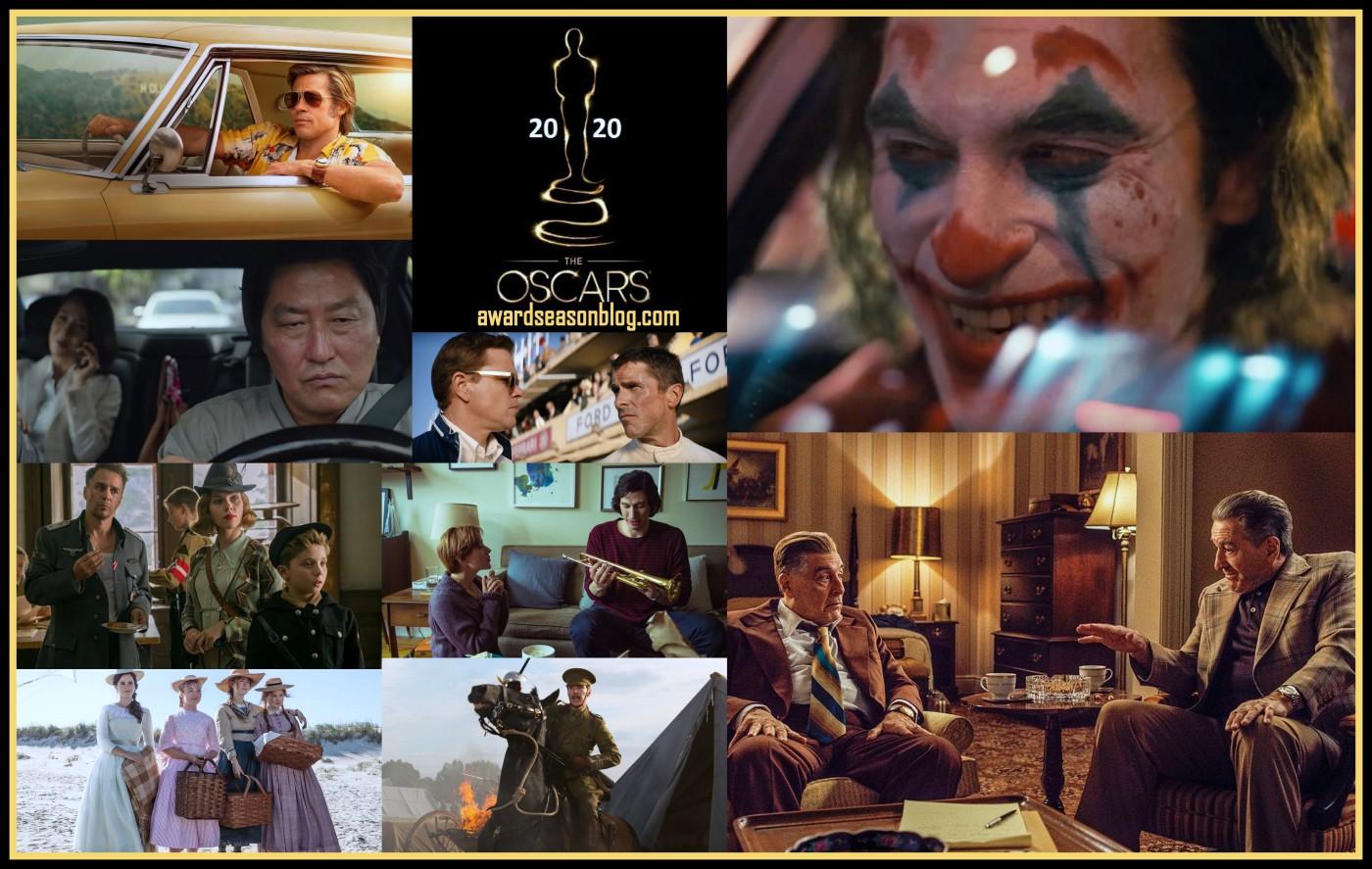Oscars 2020: Joker conquista 11 nomination. C'era una volta a Hollywood, 1917 e The irishman seguono con 10 candidature