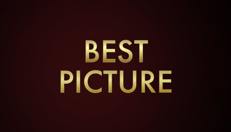 Best Picture Oscars 2020