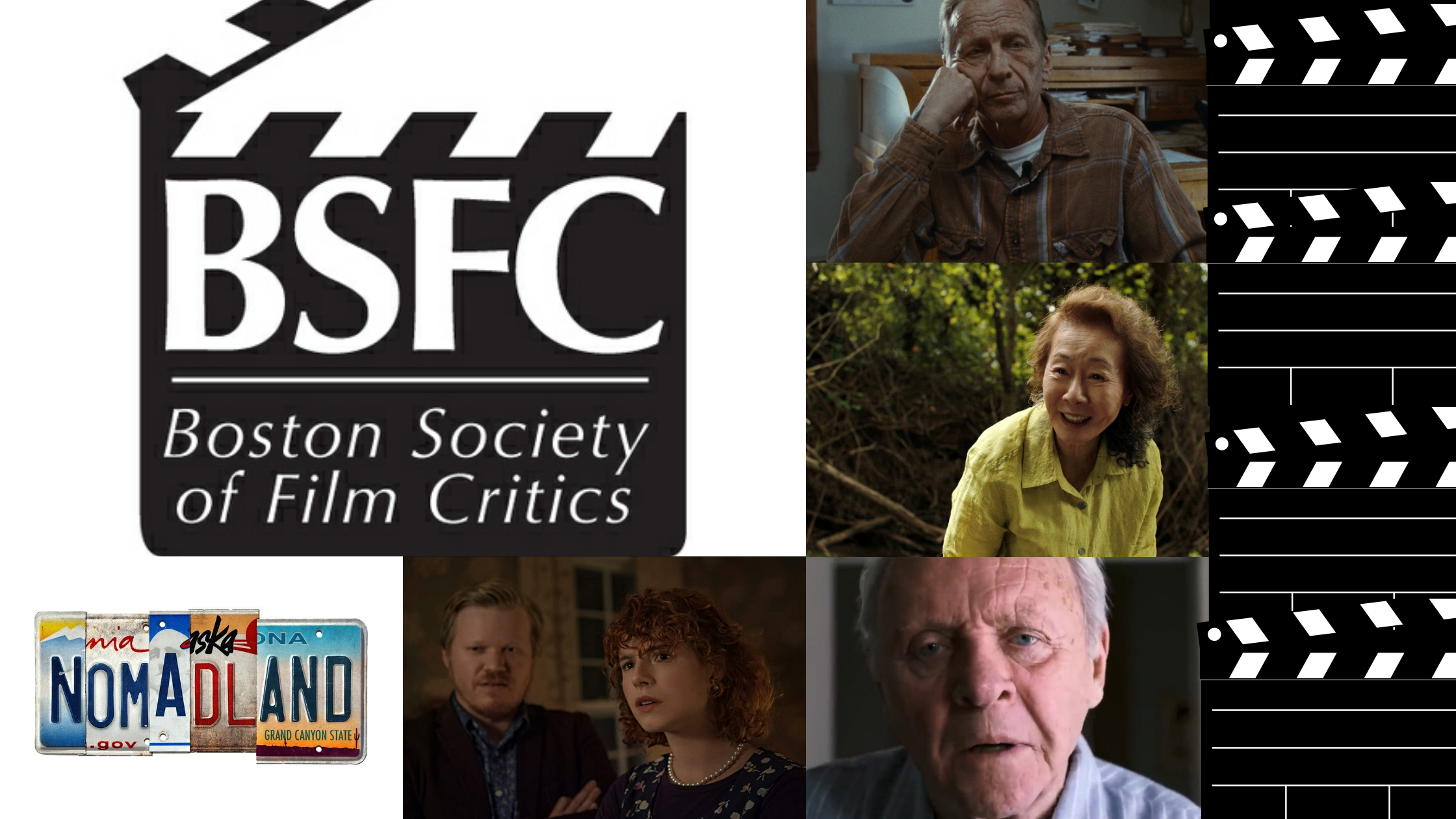 Boston Society of Film Critics Awards 2020