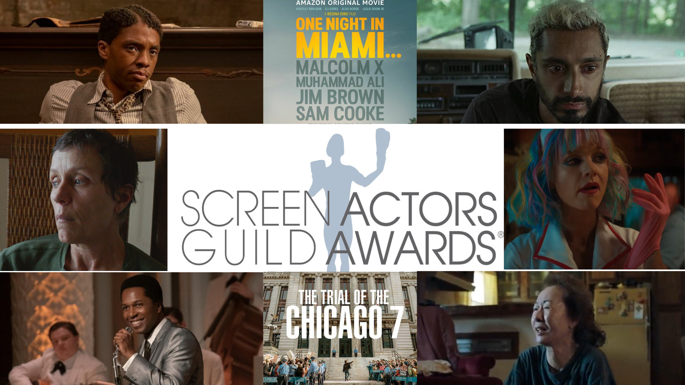 Nomination SAG Awards 2021