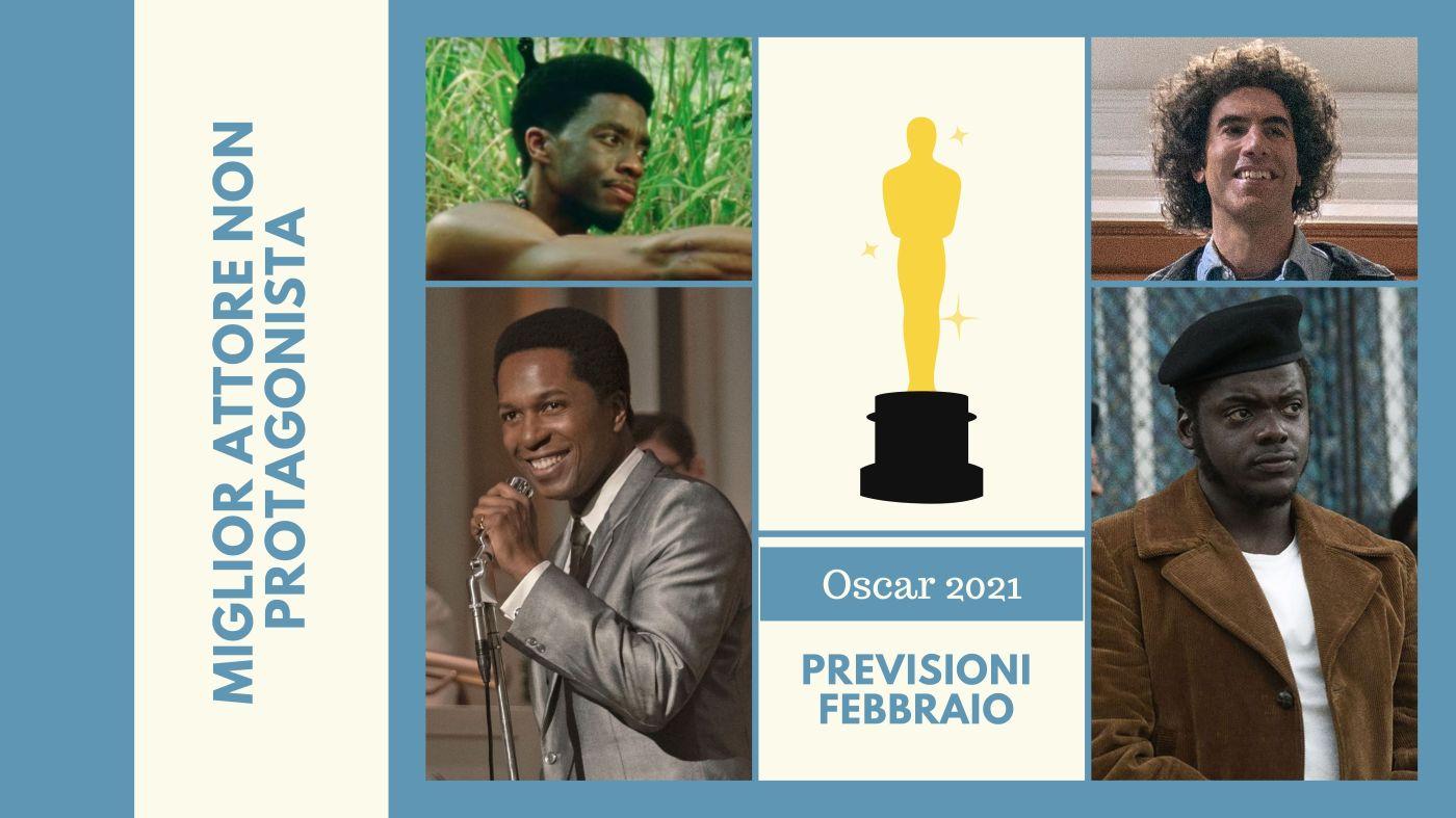 Previsioni Nominations Oscar 2021 Miglior attore non protagonista