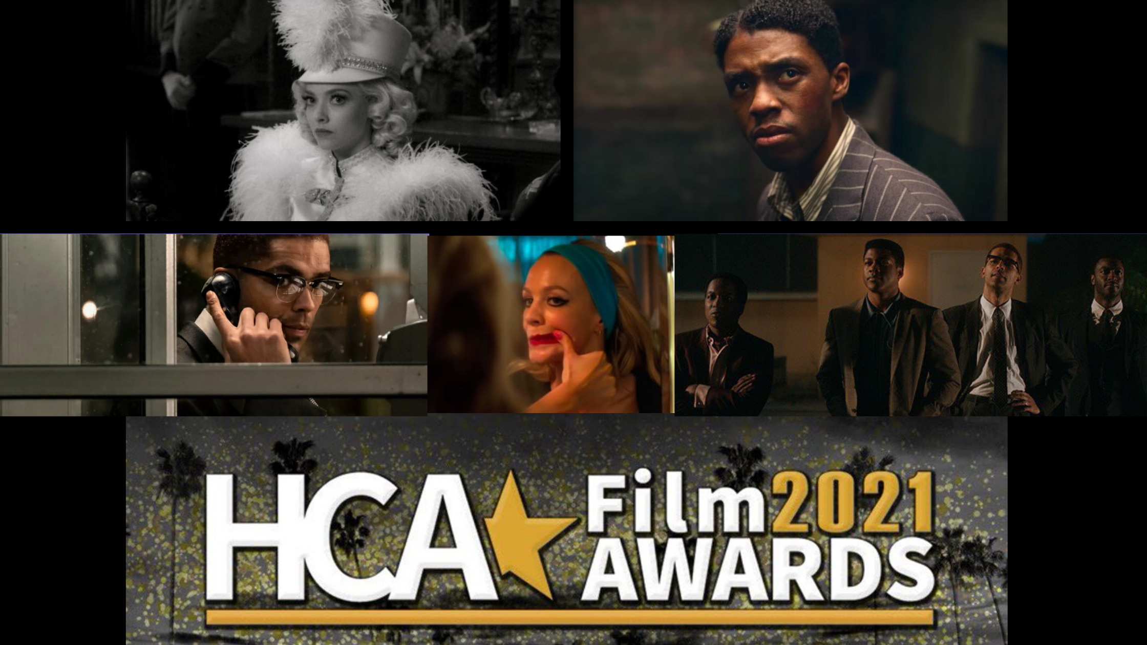 Nominations Hollywood Critics Association Awards 2021