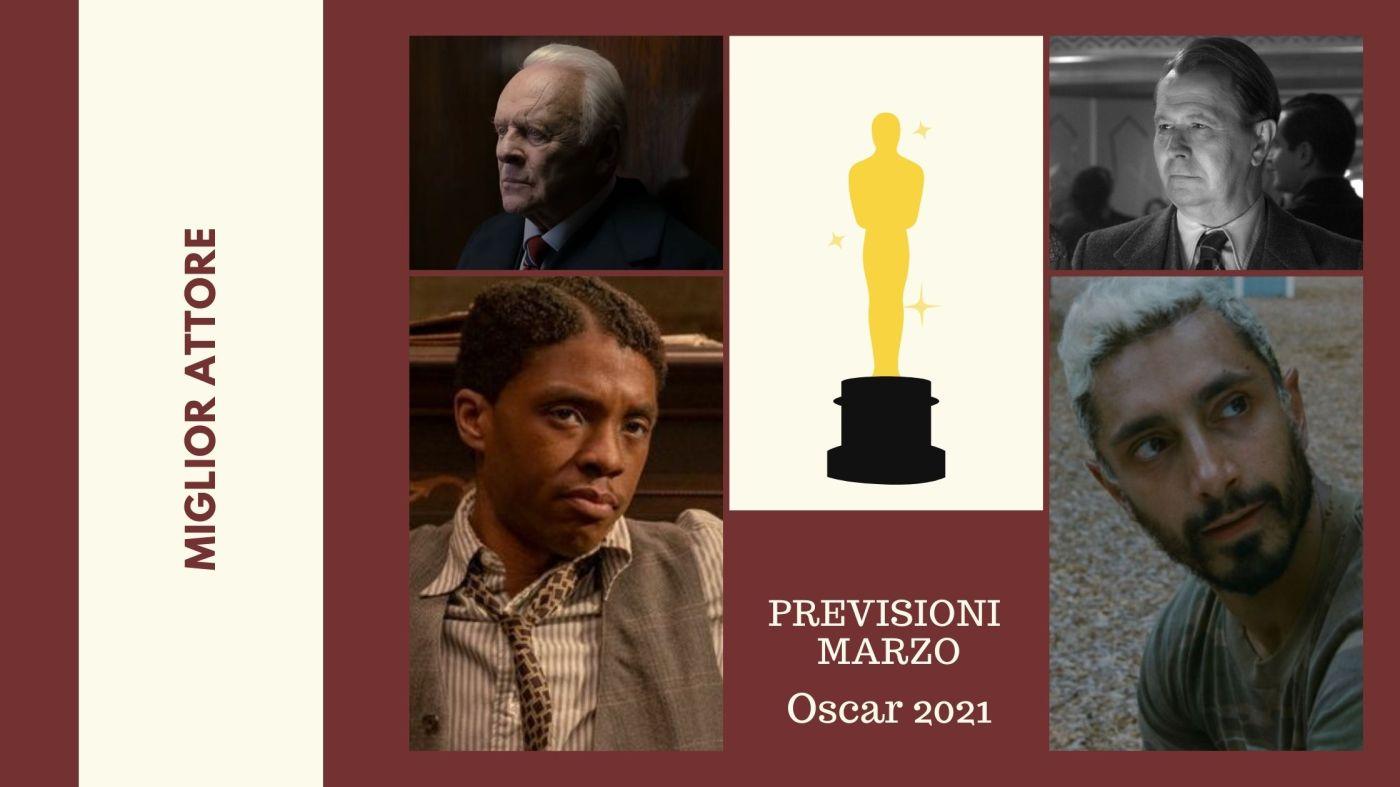 Oscars 2021 Predictions Best Actor