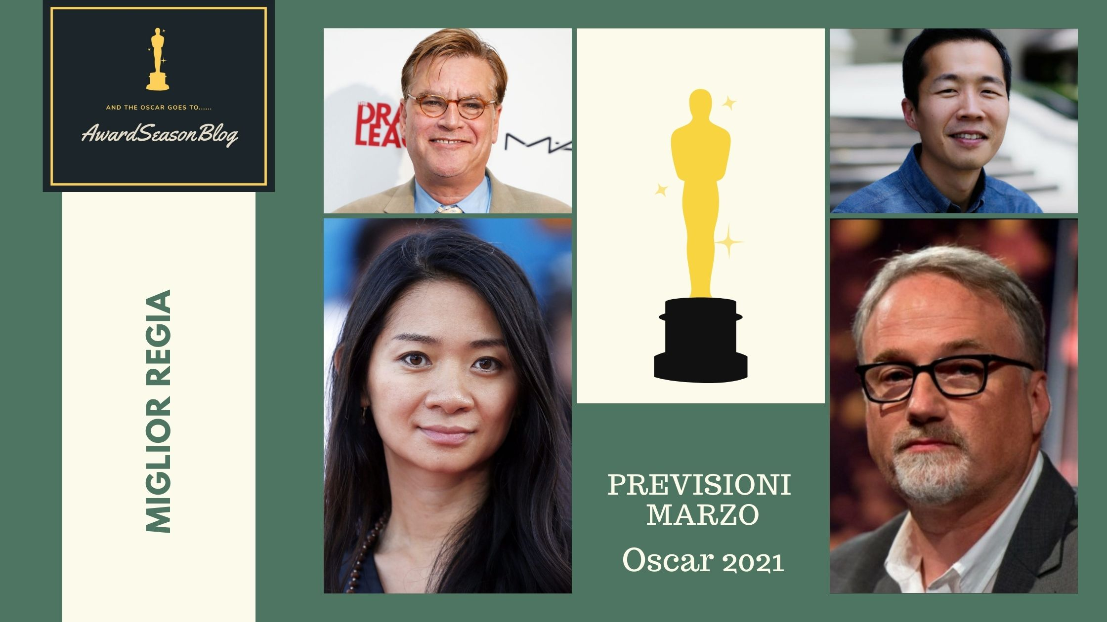 Nominations Predictions Oscars 2021