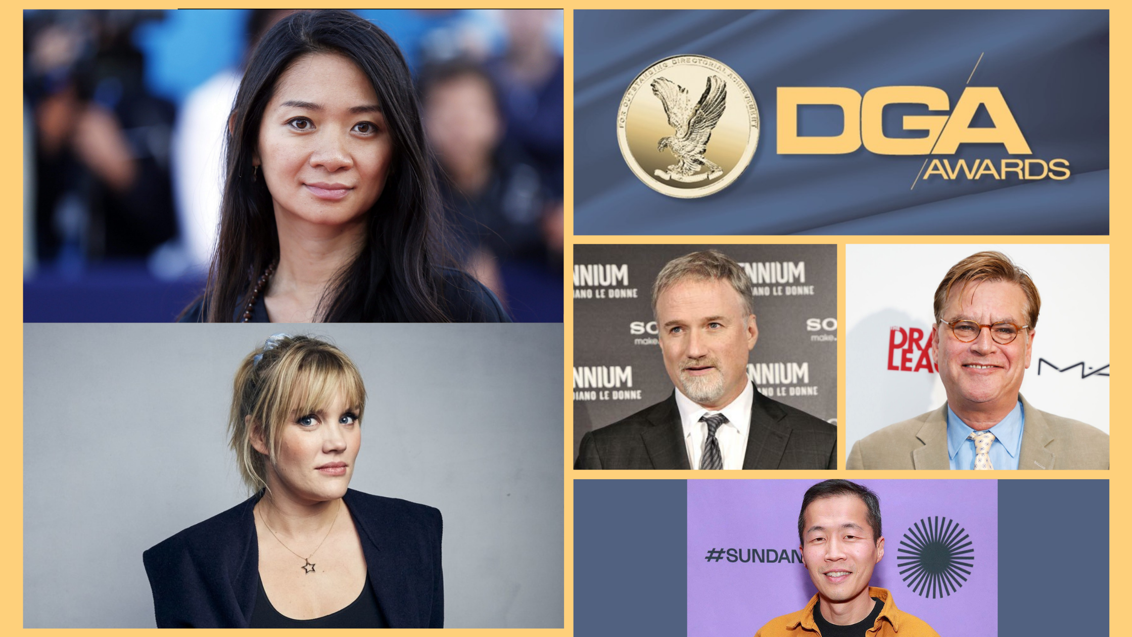 Nominations DGA Awards 2021