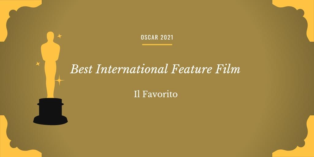 Previsioni Oscar 2021 Miglior Film Internazionale