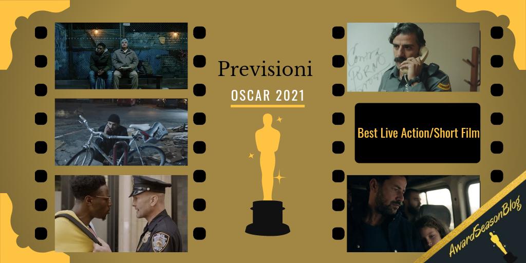 Previsioni Oscar 2021 Miglior cortometraggio