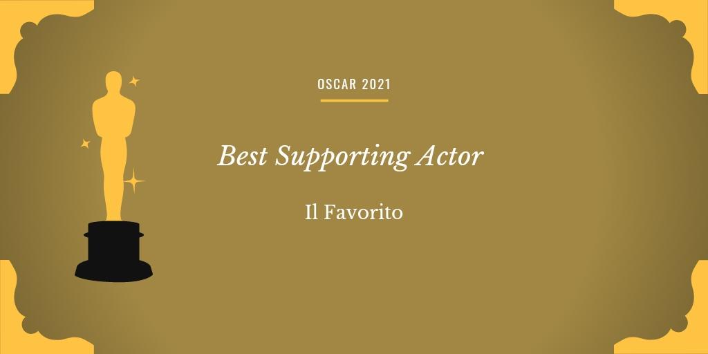 Oscar 2021 Miglior attore non protagonista