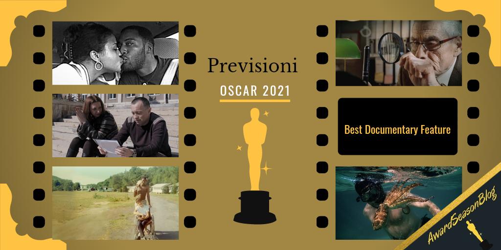Miglior Documentario Previsioni Oscar 2021