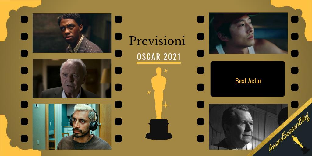 Previsioni Oscar 2021 Miglior Attore