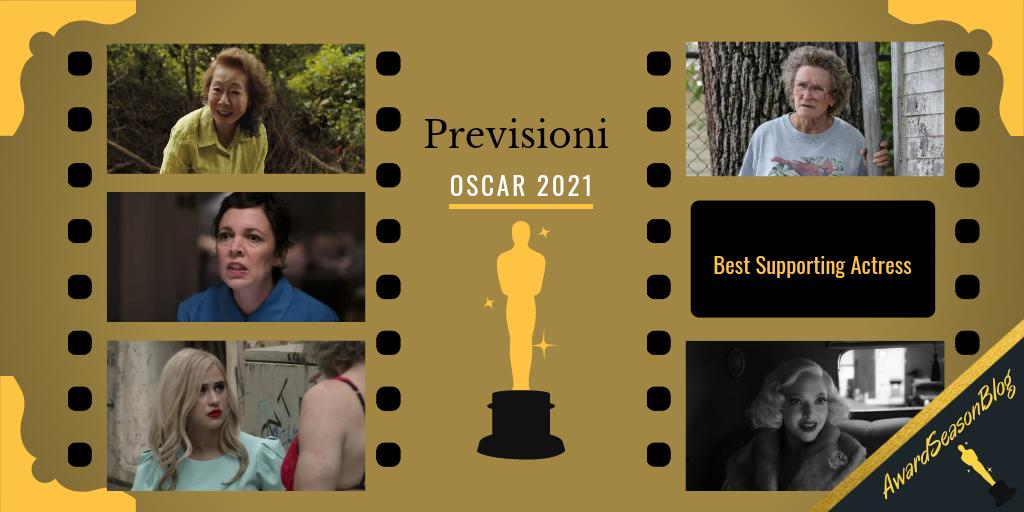 Oscar 2021 Miglior Attrice non protagonista Previsioni